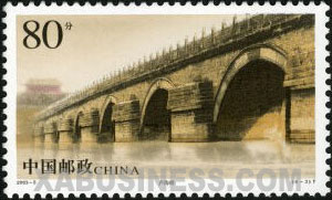 the Lugouqiao Bridge