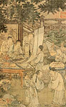 Chinese painting, Song Dynasty, Enjoying the Cool