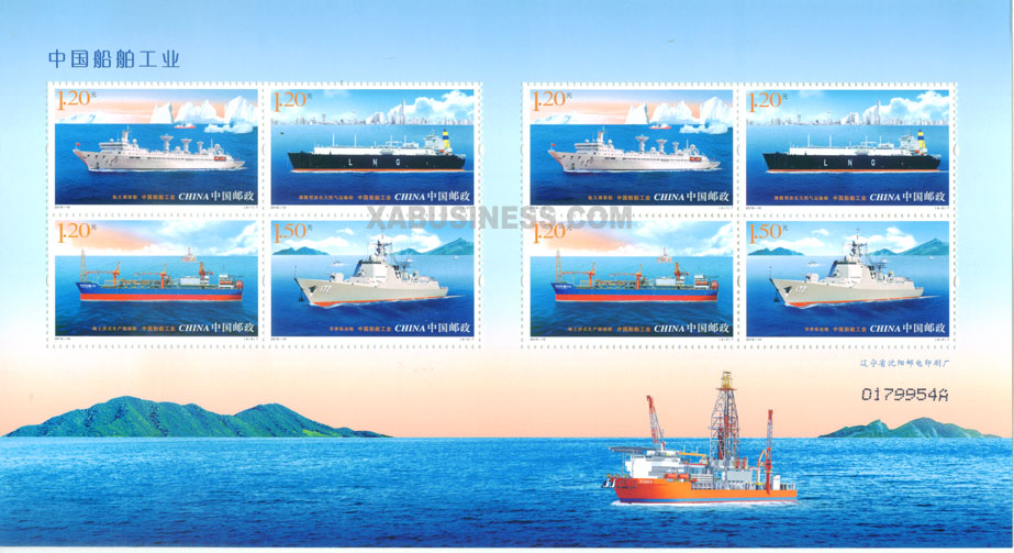 China Shipbuilding Industry